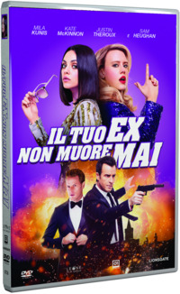 Cover Dvd Il tuo ex non muore mai (DVD)