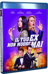 Cover Dvd Il tuo ex non muore mai (Blu-ray)