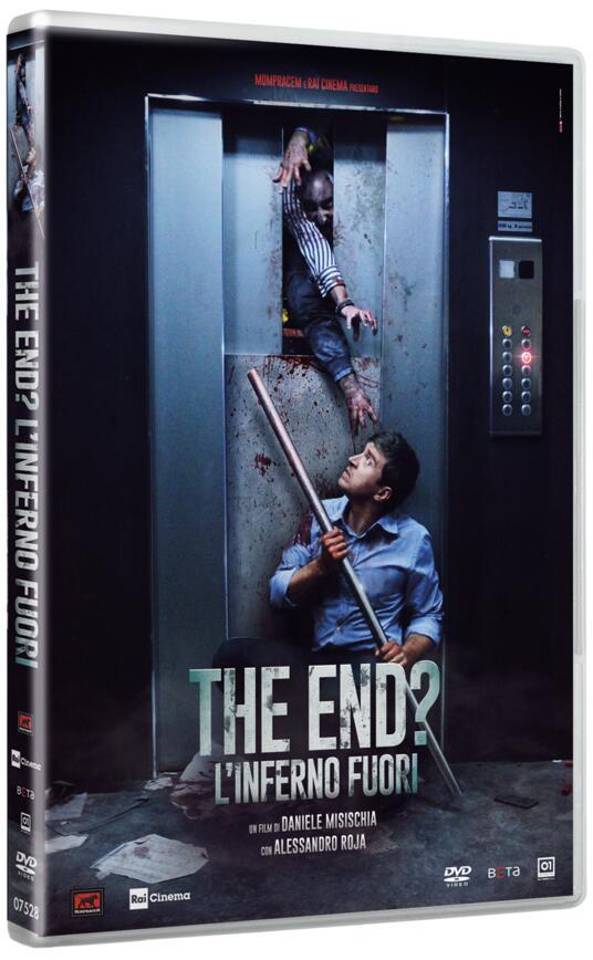 The End? L'inferno fuori (DVD) di Daniele Misischia - DVD