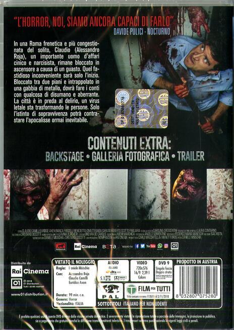 The End? L'inferno fuori (DVD) di Daniele Misischia - DVD - 2