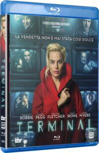 Terminal (Blu-ray) di Vaughn Stein - Blu-ray