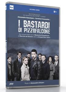 Film I bastardi di Pizzofalcone. Stagione 2. Serie TV ita (3 DVD) Alessandro D'Alatri