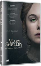 Film Mary Shelley. Un amore immortale (DVD) Haifaa Al Mansour