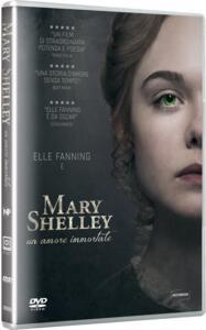 Mary Shelley. Un amore immortale (DVD) di Haifaa Al Mansour - DVD