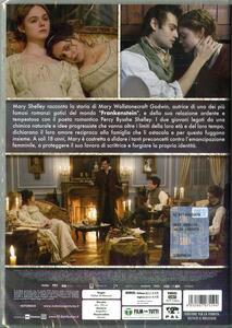 Mary Shelley. Un amore immortale (DVD) di Haifaa Al Mansour - DVD - 2