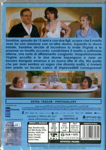 Un marito a metà (DVD) di Alexandra Leclère - DVD - 2