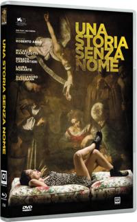 Cover Dvd Una storia senza nome (DVD)