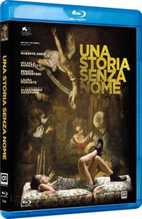 Cover Dvd Una storia senza nome (Blu-ray)