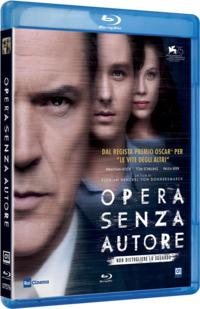Cover Dvd Opera senza autore (Blu-ray)