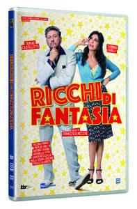 Ricchi di fantasia (DVD) di Francesco Miccichè - DVD