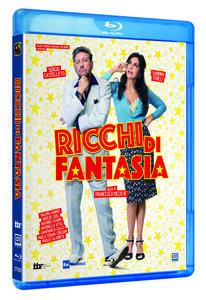 Ricchi di fantasia (Blu-ray) di Francesco Miccichè - Blu-ray