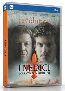 I Medici. Lorenzo il Magnifico. Stagione 2. Serie TV ita (4 DVD) di Jon Cassar - DVD