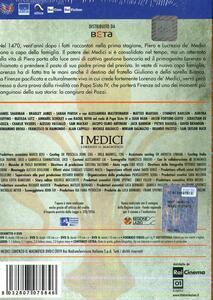 I Medici. Lorenzo il Magnifico. Stagione 2. Serie TV ita (4 DVD) di Jon Cassar - DVD - 2