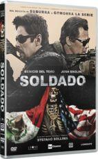 Film Soldado (DVD) Stefano Sollima