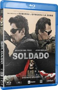 Soldado (blu-ray) di Stefano Sollima - Blu-ray