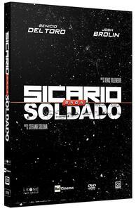 Cofanetto Sicario + Soldado (DVD) di Denis Villeneuve,Stefano Sollima
