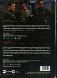 Cofanetto Sicario + Soldado (DVD) di Denis Villeneuve,Stefano Sollima - 2