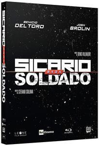 Cofanetto Sicario + Soldado (Blu-ray) di Denis Villeneuve,Stefano Sollima
