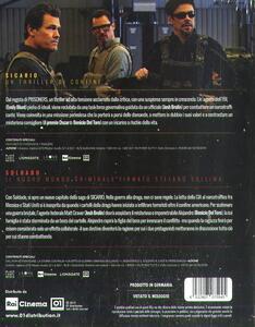 Cofanetto Sicario + Soldado (Blu-ray) di Denis Villeneuve,Stefano Sollima - 2