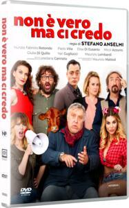 Non è vero ma ci credo (DVD) di Stefano Anselmi - DVD
