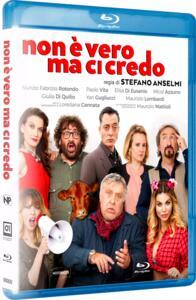 Non è vero ma ci credo (Blu-ray) di Stefano Anselmi - Blu-ray