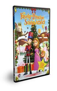 La favola del principe schiaccianoci (2 DVD) di Eduardo Schuldt - DVD