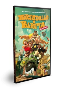 Cover Dvd Mortadello e Polpetta