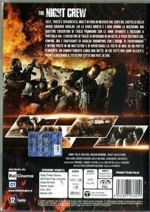 The Night Crew (DVD) di Christian Sesma - DVD - 2