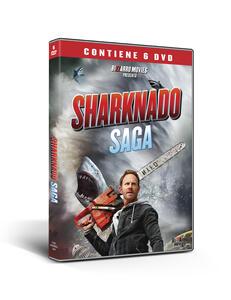Cofanetto Sharknado 1-6 (6 DVD)