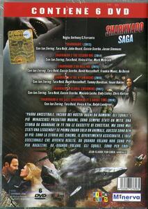 Cofanetto Sharknado 1-6 (6 DVD) - 2