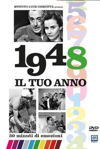 Il tuo Anno. 1948 di Leonardo Tiberi - DVD