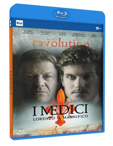 I Medici. Lorenzo il Magnifico. Stagione 2. Serie TV ita (4 Blu-ray) di Jon Cassar - Blu-ray