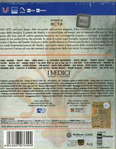 I Medici. Lorenzo il Magnifico. Stagione 2. Serie TV ita (4 Blu-ray) di Jon Cassar - Blu-ray - 2