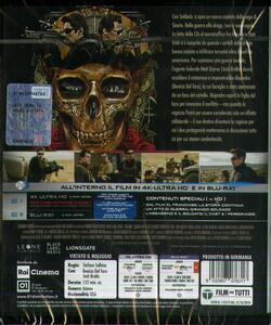 Soldado (Blu-ray + Blu-ray 4K Ultra HD) di Stefano Sollima - Blu-ray + Blu-ray Ultra HD 4K - 2