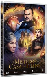 Copertina  Il mistero della casa del tempo [DVD]