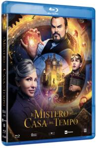 Il mistero della casa del tempo (Blu-ray) di Eli Roth - Blu-ray