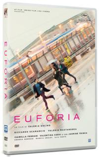 Cover Dvd Euforia (DVD)