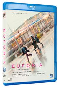 Cover Dvd Euforia (Blu-ray)