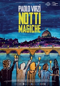 Cover Dvd Notti magiche (Blu-ray)