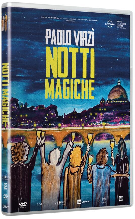 Notti magiche (DVD) di Paolo Virzì - DVD