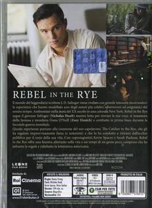 Rebel in the Rye (DVD) di Danny Strong - DVD - 2