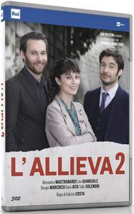L' allieva. Stagione 2. Serie TV ita (DVD) di Fabrizio Costa - DVD