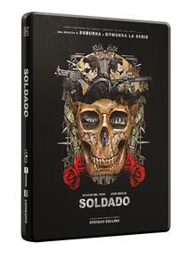 Soldado. Con Steelbook (Blu-ray) di Stefano Sollima - Blu-ray