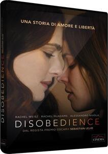Disobedience (DVD) di Sebastián Lelio - DVD