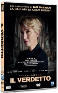 The Children Act. Il verdetto (DVD) di Richard Eyre - DVD