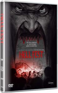 Hell Fest (DVD) di Gregory Plotkin - DVD