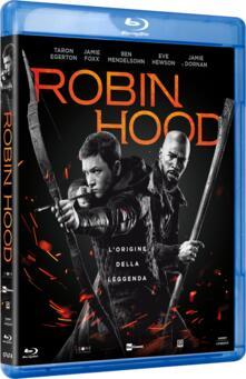 Robin Hood. L'origine della leggenda (Blu-ray) di Otto Buthurst - Blu-ray