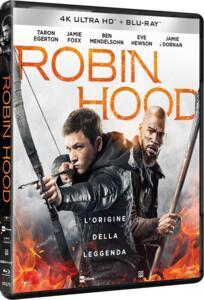 Robin Hood. L'origine della leggenda (Blu-ray + Blu-ray Ultra HD 4K) di Otto Buthurst - Blu-ray + Blu-ray Ultra HD 4K