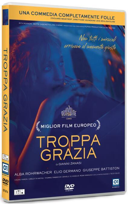Troppa grazia (DVD) di Gianni Zanasi - DVD