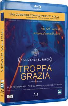 Troppa grazia (Blu-ray) di Gianni Zanasi - Blu-ray